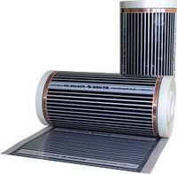 Теплый пол 500мм инфракрастная нагревательная пленка, фото 1