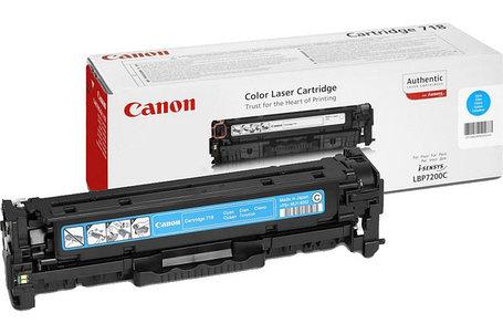 Заправка картриджей Canon LBP-7200/MF-8330(718Bk,718C,718M,718Y), фото 2