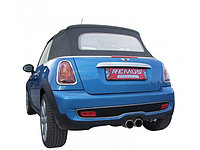 Спортивная выхлопная система Remus на Mini Cooper R50