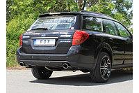 Спортивная выхлопная система FOX на Subaru Legacy Outback