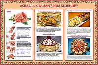 Оформление кулинарных блюд, фото 1