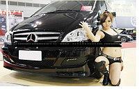 Обвес VIP на Mercedes Benz Viano