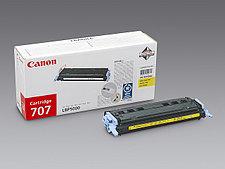 Заправка картриджей 707Bk,707С,707M,707Y для Canon LBP5000/5100 , фото 3