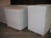 АКЦИЯ ! Асбестовый картон КАОН, толщина: 3 мм -10.0 мм,ГОСТ 2850-95,Россия.