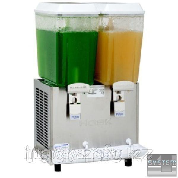Сокоохладитель 2х18 литр Donper