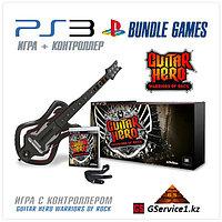 Guitar Hero Warriors of Rock. Guitar Bundle (PS3)