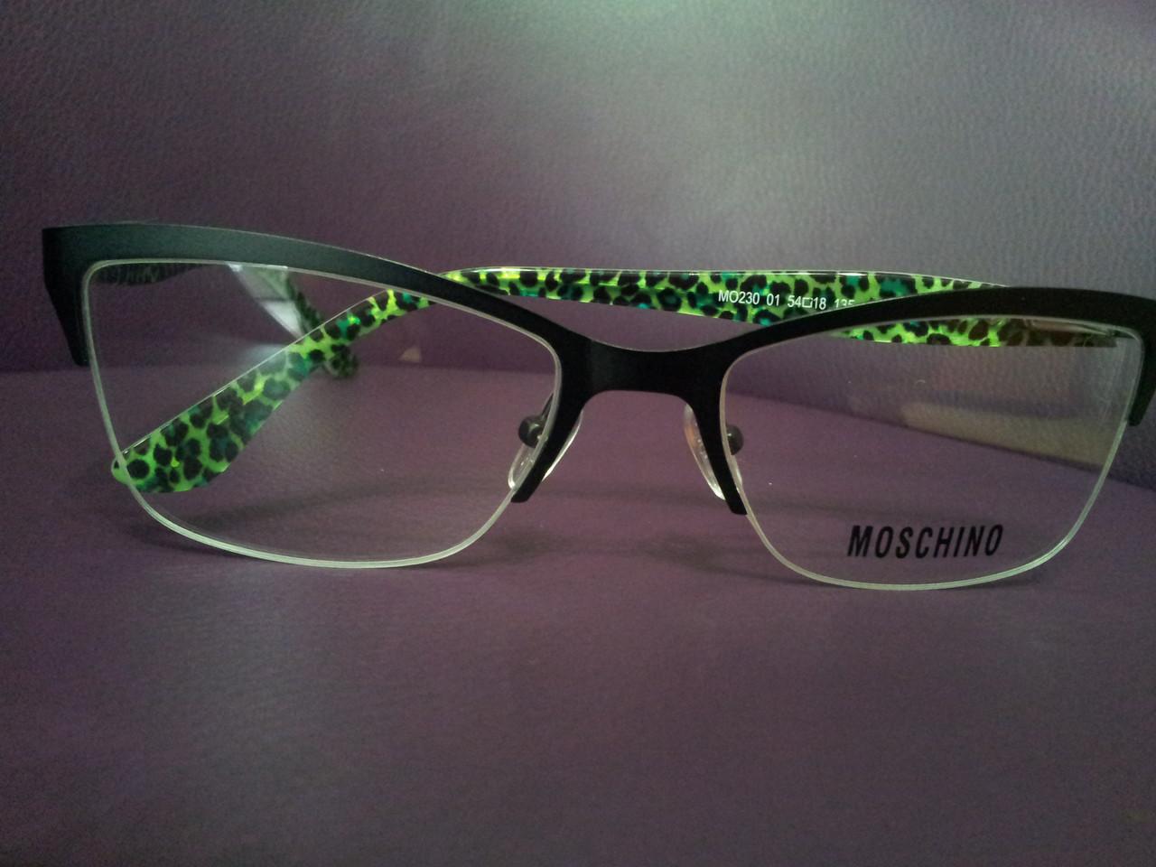 Оправы Moschino - фото 2
