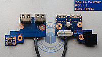USB плата, порт, разъем BA92-10202A SAMSUNG NP300 NP300E NP300E5C NP300E5A