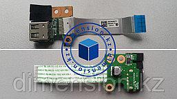 USB плата, порт, разъем DAR33TB16C0 HP Pavilion G6-2000