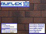 Гибкая черепица Ruflex (Коллекция Tab) Бронза, SBS (СБС) модифицированный битум, Гарантия 35 лет!, фото 2