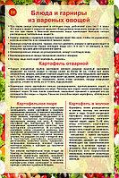 Плакаты Приготовление блюд из овощей, фото 1