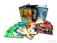 печать брошюр и каталогов, а также различных журналов