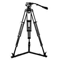E-Image EG08AL Штатив профессиональный для видеокамеры и DSLR, фото 1