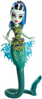 Кукла Monster High Большой кошмарный риф Frankie Stain / Френки Штейн