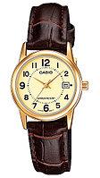 Женские наручные часы Casio LTP-V002GL-9B