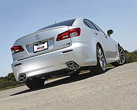 Выхлопная система Borla на Lexus IS F, фото 1