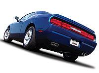 Выхлопная система Borla на Dodge Challenger (2009-13)