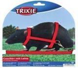 Trixie 6262 Шлейка с поводком для крыс и хорьков - 12-25 см
