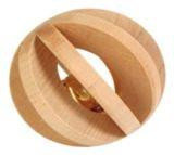 Trixie 6187 Игрушка для грызунов деревяный мячик - 6 см