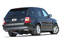 Выхлопная система Borla на Range Rover Sport Supercharged, фото 1