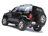 Выхлопная система Borla на Jeep Liberty, фото 1