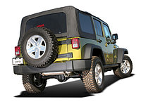 Выхлопная система Borla на Jeep Wrangler (2007-11), фото 1