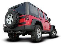 Выхлопная система Borla на Jeep Wrangler (2012-13)
