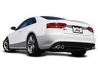 Выхлопная система Borla на Audi S5 (2010-12)