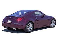 Выхлопная система Borla на Nissan 350Z (2003-08)