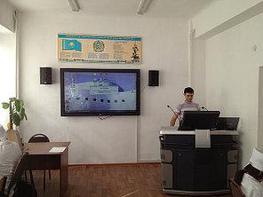 Республиканский медицинский колледж, г. Алматы - Актовый Зал 2