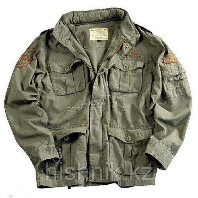 Куртка Alpha Arlington R-S olive  весна / осень