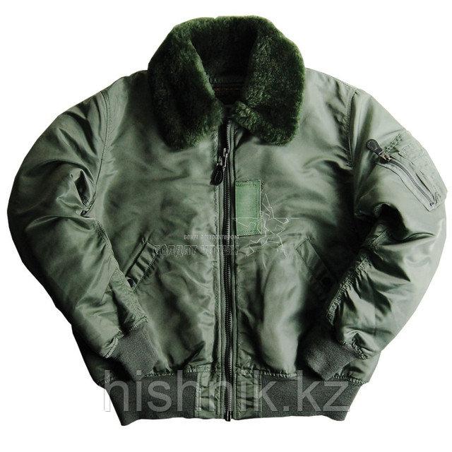 Куртка Alpha B-15 black  зима