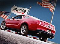 Выхлопная система Borla на Ford Mustang Shelby GT 500 (2010)