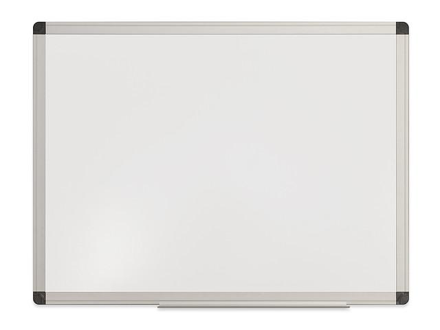 Доска маркерная магнитная в алюминиевой раме 120х300 см 2x3 (Польша)