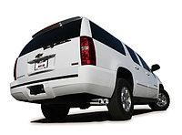 Выхлопная система Borla на Chevrolet Suburban