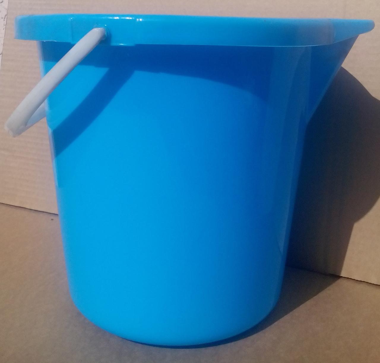 Пластиковое ведро 12л
