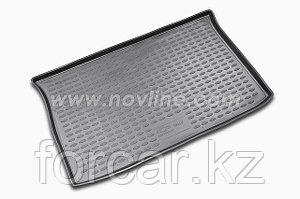 Коврик Novline в багажник CHEVROLET Spark 2010-> (полиуретан)