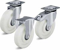 Большегрузные колеса для тележек из полиамида
