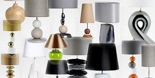Лампы настольные, светильники, гирлянды, фонари