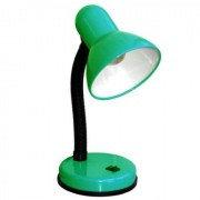 Лампа настольная с выключателем, 6 различных цветов исполнения