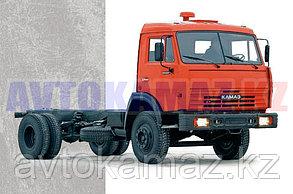 Шасси КамАЗ 43253-1010-15 (Сборка РК, 2012 г.)