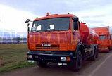 Вакуумная машина КамАЗ КО-505А (2015 г.), фото 3