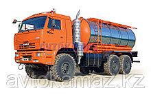Цементовоз КамАЗ 56684К-01 (Сборка РФ, 2013 г.)
