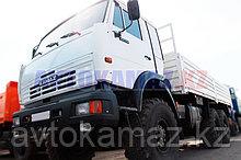 Бортовой грузовик КамАЗ 43118-013-10 (2015 г.)