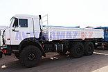 Бортовой грузовик КамАЗ 43118-013-10 (2015 г.), фото 3