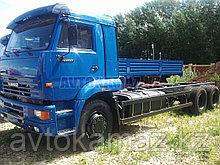 Шасси КамАЗ 65117-1029 (2015 г.)