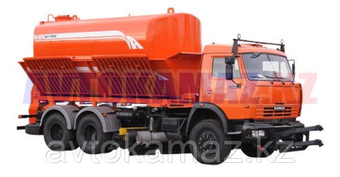 Комбинированная дорожная машина КамАЗ КО-829Б (2015 г.)