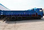 Бортовой грузовик КамАЗ 65117-029 (2015 г.), фото 2