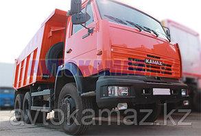 Самосвал КамАЗ 65115-026 (Сборка РФ, 2015 г.)