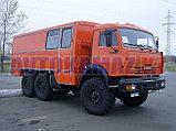 Вахтовка КамАЗ 4208-11-13 (Сборка РФ, 2013 г.), фото 4